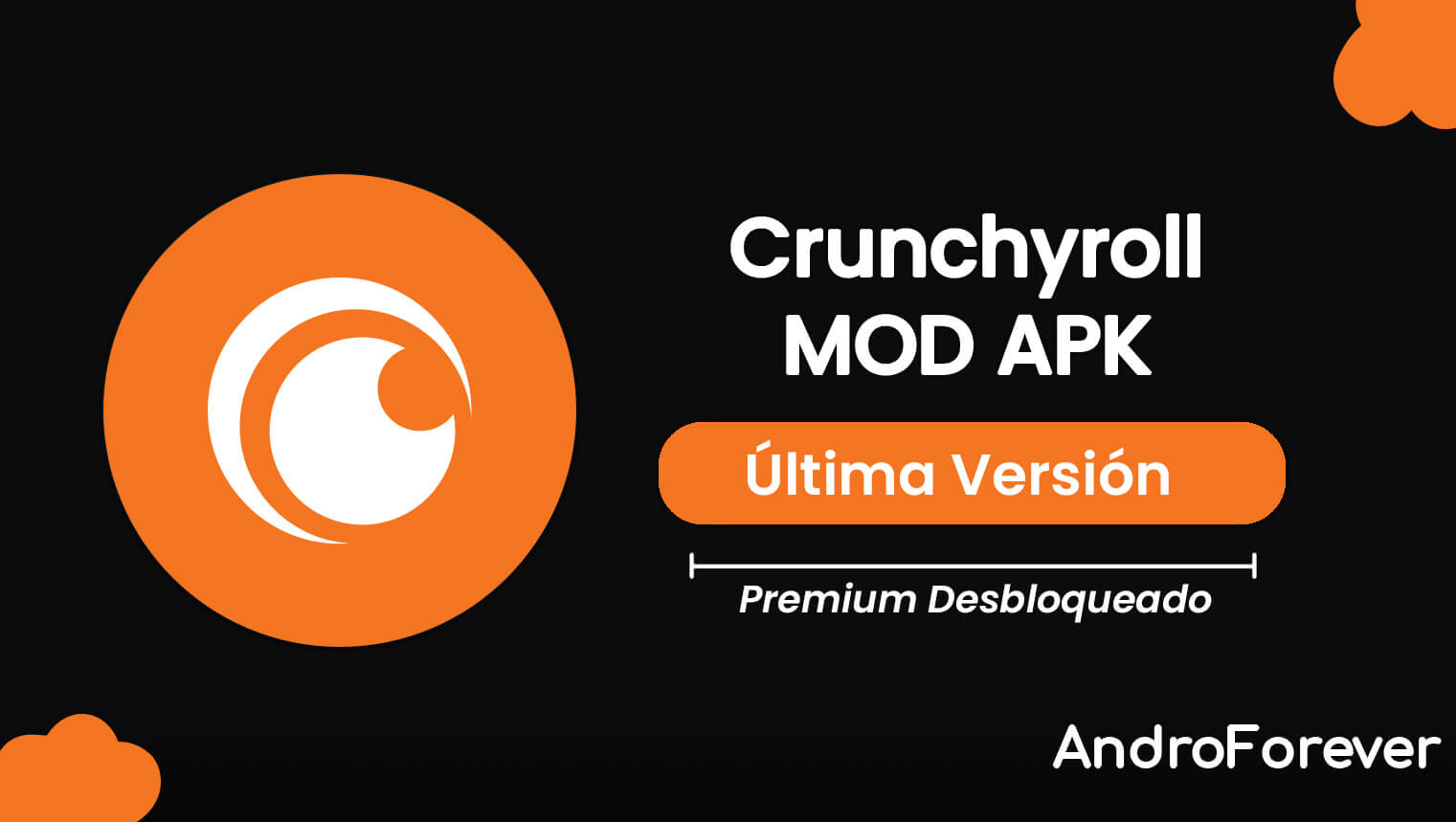 Crunchyroll MOD APK 3.9.1 (Premium Desbloqueado)