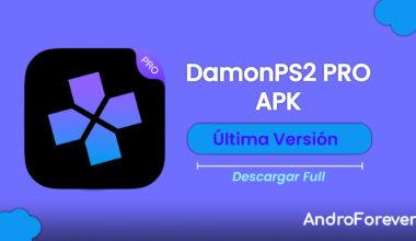descargar damonps2 pro para android
