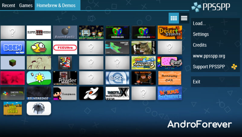 apk ppsspp para android