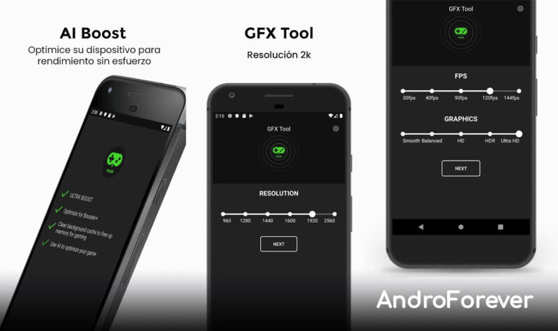 apk pro game booster 4x faster