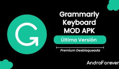 descargar grammarly keyboard apk premium para android