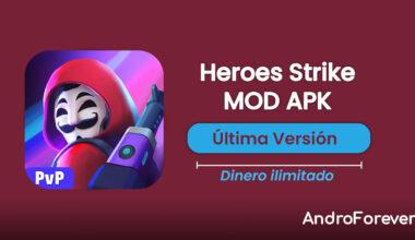 descargar heroes strike para android