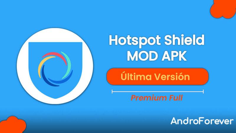 descargar hotspot shield premium para android
