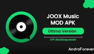 descargar joox music para android