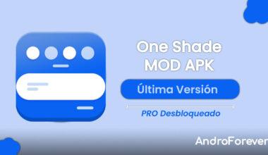 descargar one shade para android