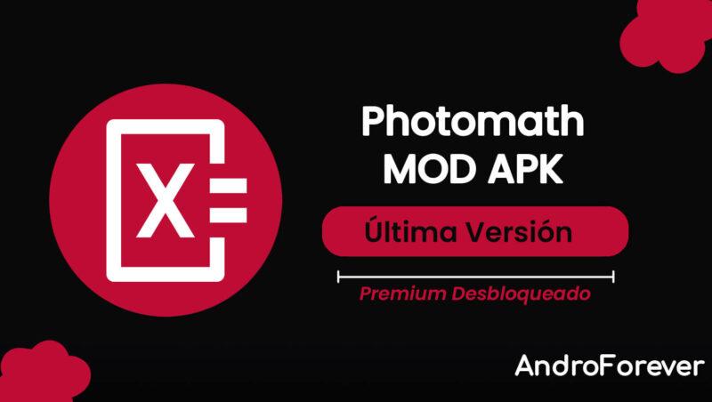 descargar photomath premium para android