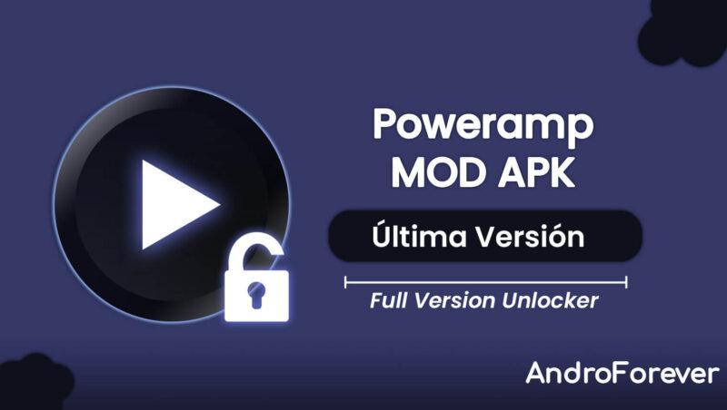 descargar poweramp apk pro full version unlocker