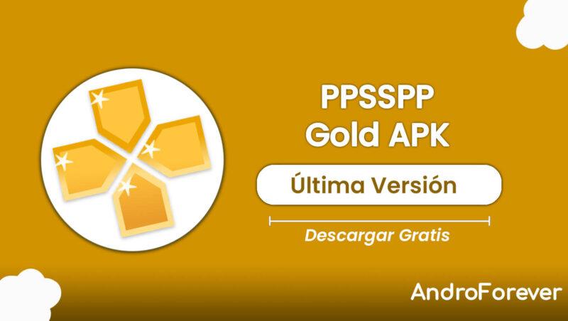 descargar ppsspp gold para android