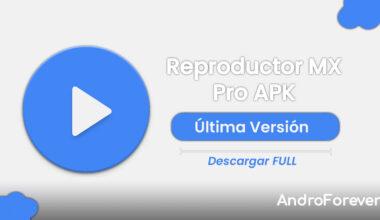 descargar reproductor mx pro para android