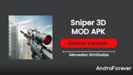 Sniper 3D Assassin APK 3.37.3 (MOD, Dinero Infinito)