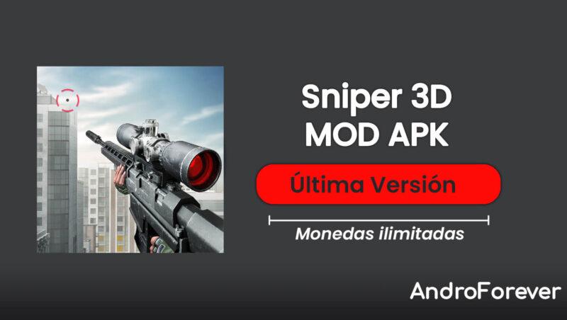 descargar sniper 3d para android
