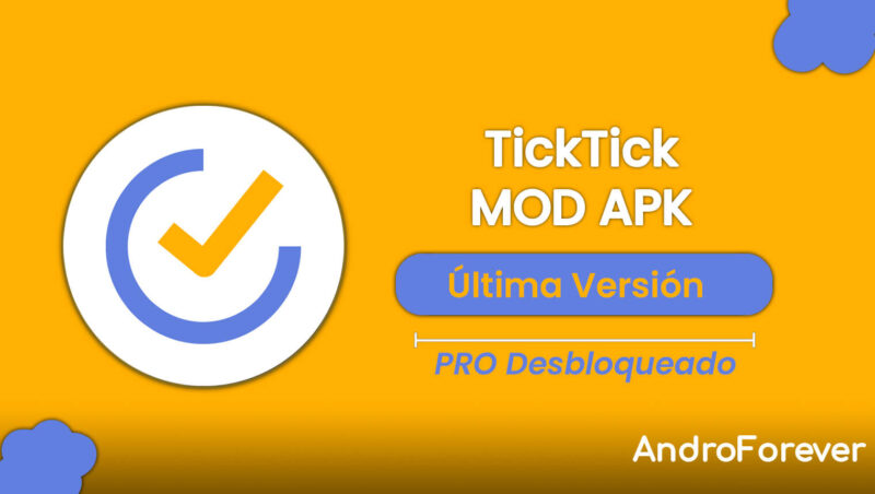 descargar ticktick pro para android