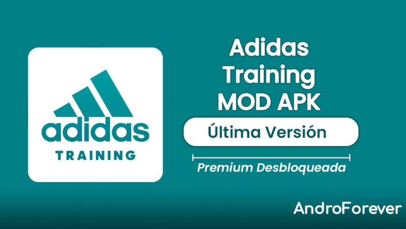 descargar adidas training apk mod para android