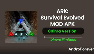 descargar ark survival evolved apk mod para android
