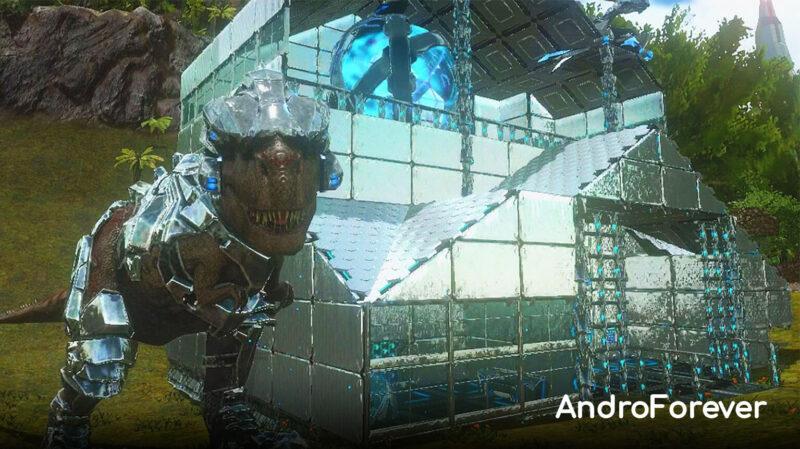 ark survival evolved apk hack