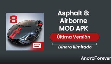 asphalt 8 airborne apk mod hack