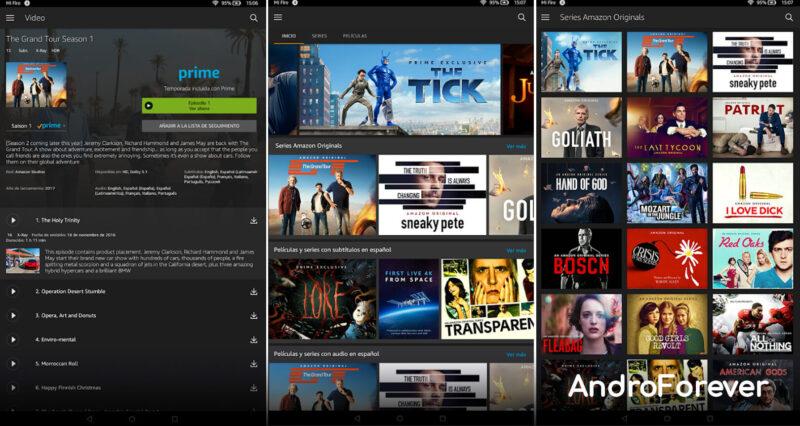 amazon prime video apk mod premium
