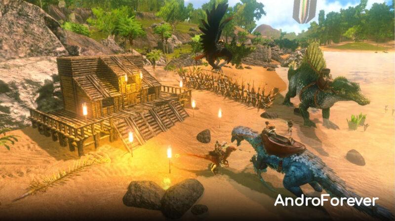 ark survival evolved mod