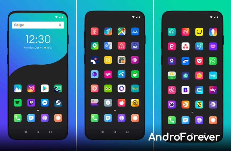 Borealis Icon Pack Patched