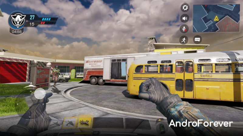 call of duty mobile android apk obb