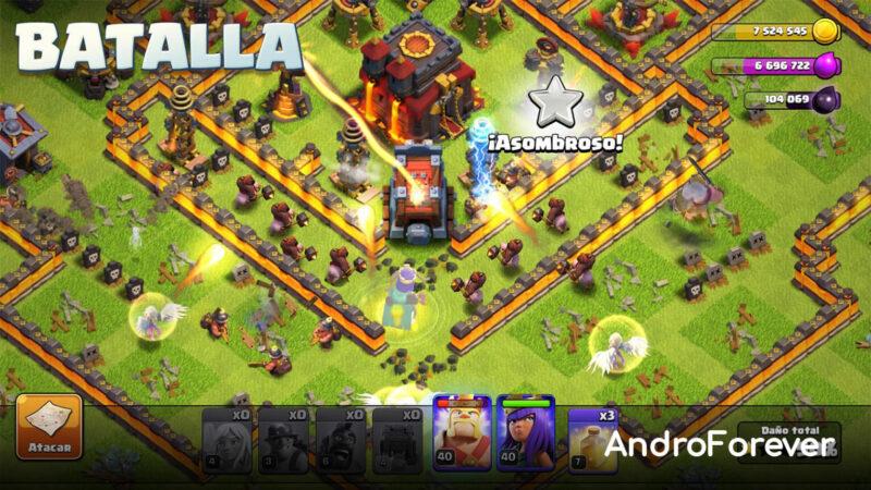clash of clans mod