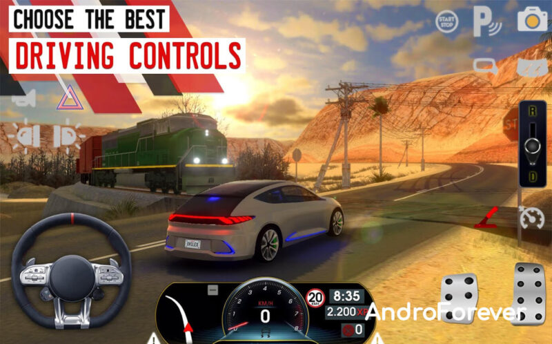 driving school mod para android