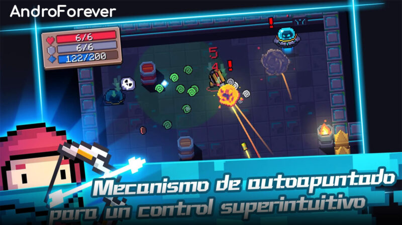 soul knight mod para android