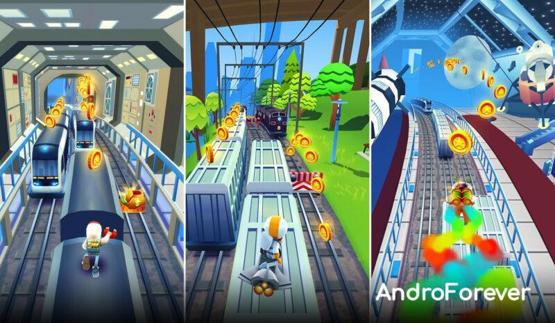 subway surfers mod para android
