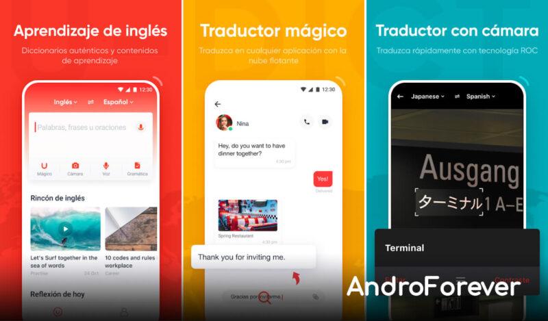 traductor apk mod para android