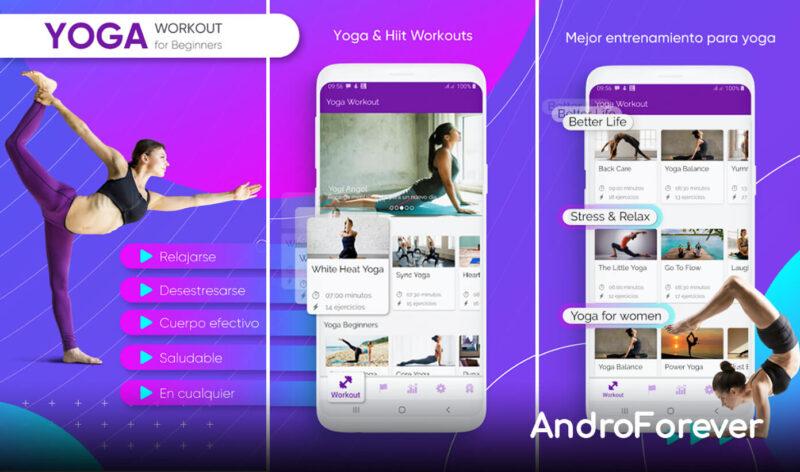 yoga workout apk mod premium