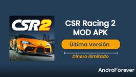 CSR Racing 2 MOD APK 3.3.1 (MOD, Dinero ilimitado)