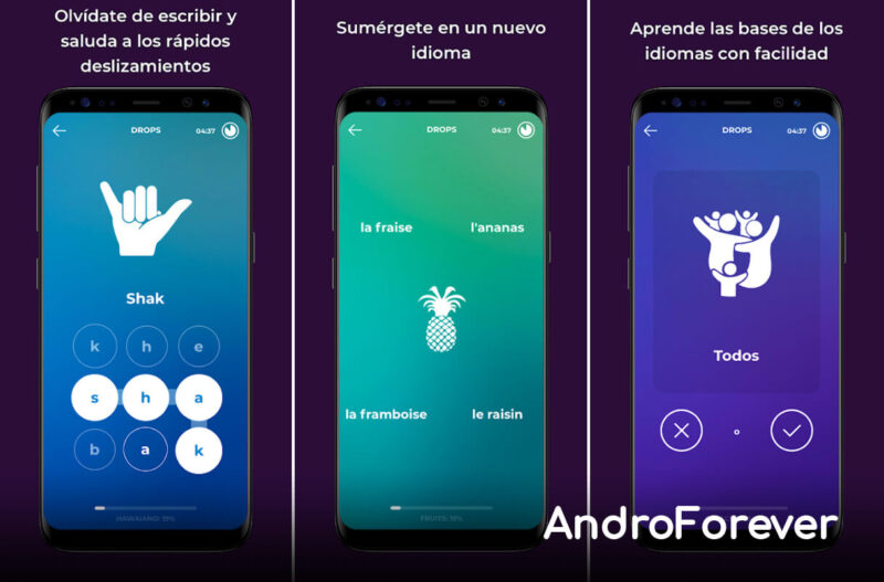 drops mod android