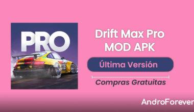 descargar drift max pro hack mod para android