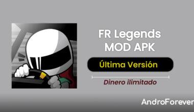 descargar fr legends apk mod para android