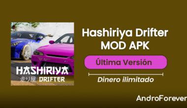 descargar hashiriya drifter apk mod hack