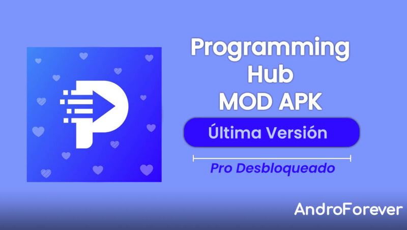 descargar programming hub apk mod para android