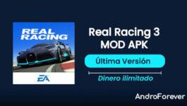 Real Racing 3 APK 9.7.1 (MOD, Dinero ilimitado)