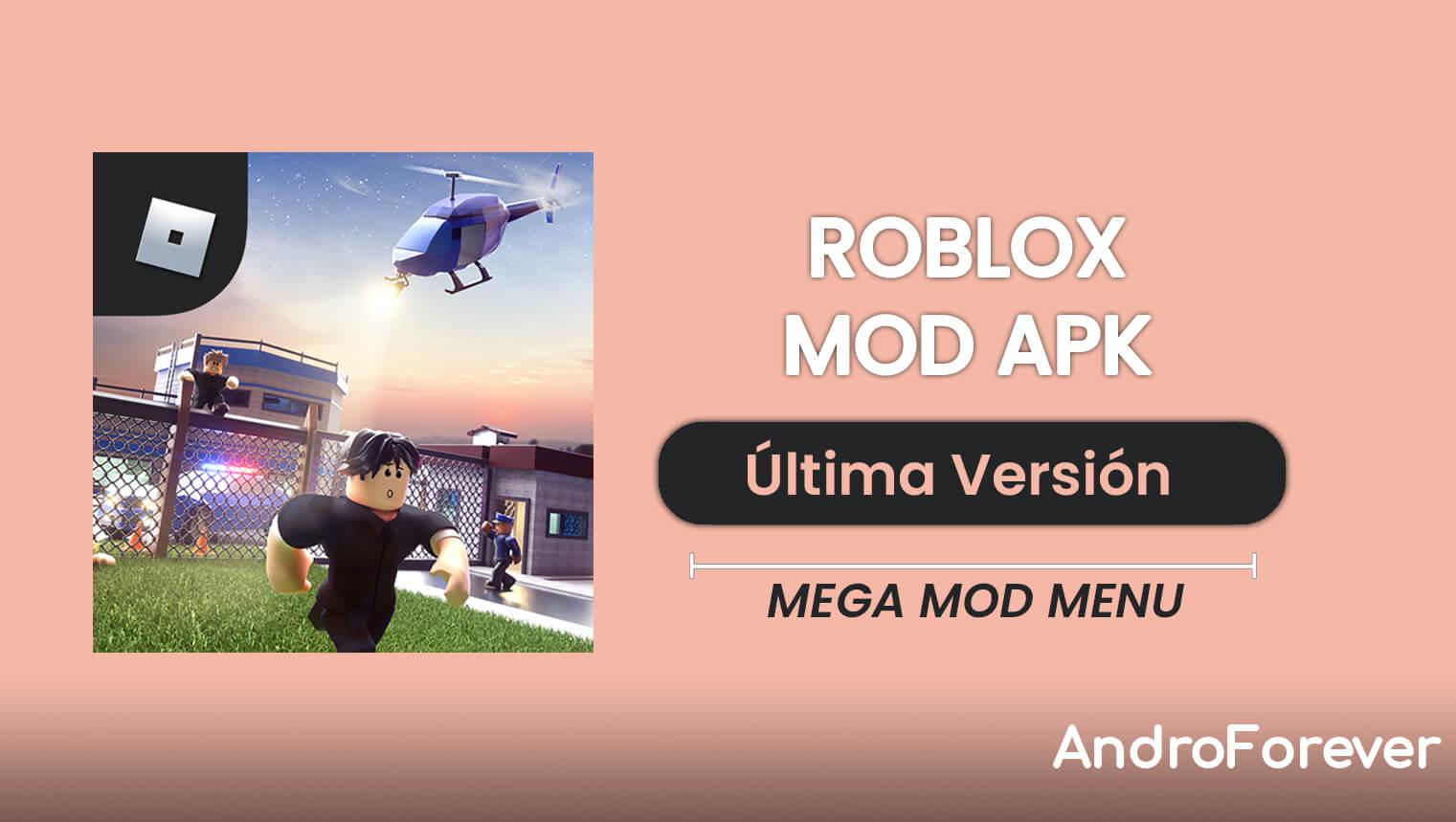 ROBLOX APK 2.486.426194 (MOD, MEGA MENÚ)