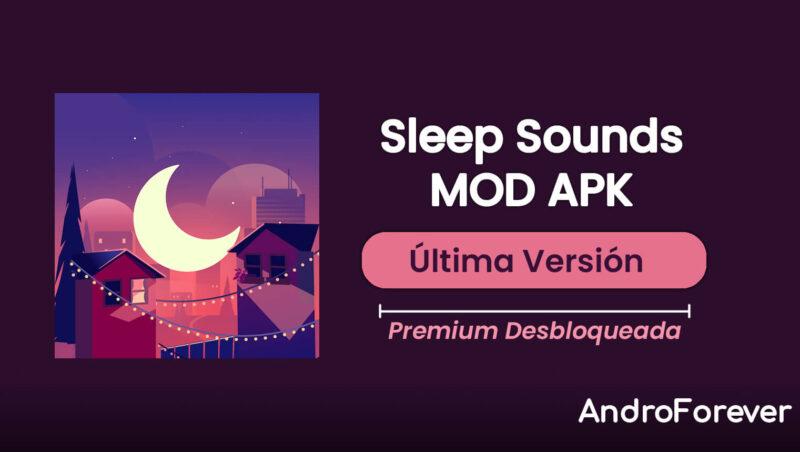 descargar sleep sounds apk mod para android