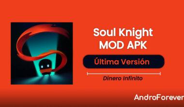 descargar soul knight apk mod para android