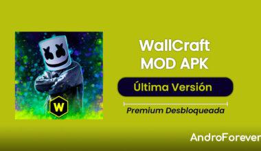 descargar wallcraft apk mod para android
