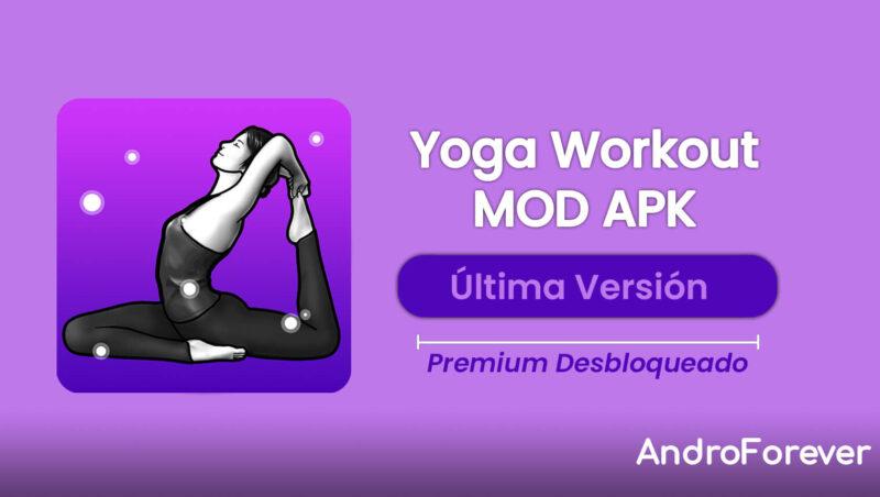 descargar yoga workout apk mod para android