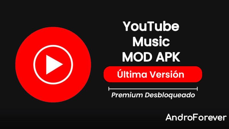 descargar youtube music apk mod para android