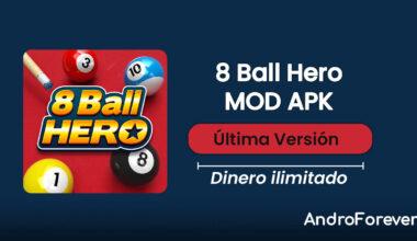 8 ball hero apk mod hack para android