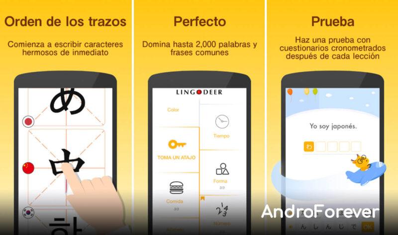 lingodeer premium para android apk mod