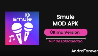 descargar smule premium vip apk para android