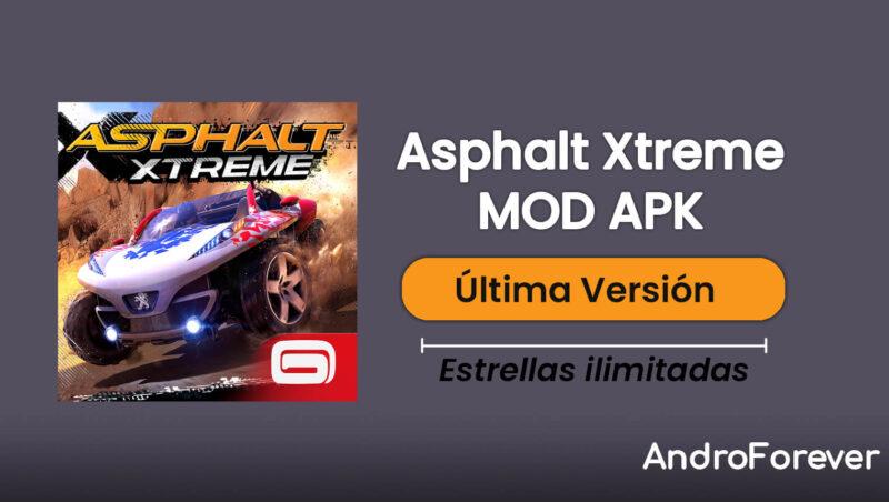 descargar asphalt xtreme apk mod para android