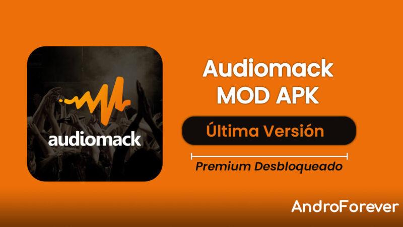 descargar audiomack apk premium para android