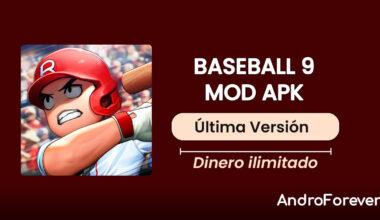 baseball 9 apk mod hack para android