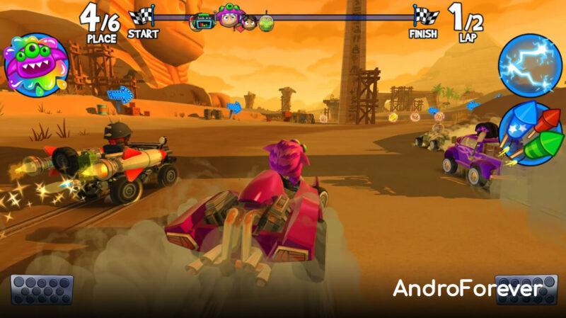 descargar hack de beach buggy racing 2